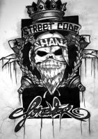 Street code forever by MrShanTwo