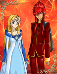 Their Majesties by sailor-alnilam