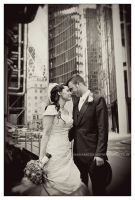 Love in the City by mnoo