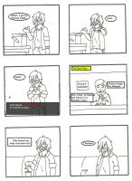 T.U.S. Comic - Chaos by SketchyBehavior