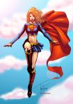 Super Girl by CarboneroBen