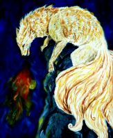 Ninetails by Ashlynper