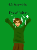 Tree of puberty by FatePaintedBlue
