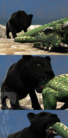 Stuffed Panther page 2 by PWRof3D