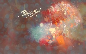 Blade and Soul Wallpaper by XxShipuxX