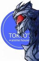 Tokyo's Anime House Draft 1 by Dinaitius