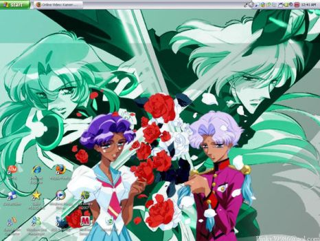Utena: Fight to Protect by ChezanoRakuen