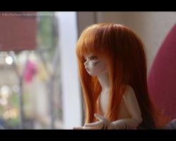 Ginger Just for One Day... by MySweetQueen-Dolls