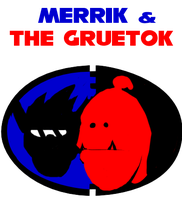 MERRIK and THE GRUETOK Logo 1 by MERRIKandTHEGRUETOK