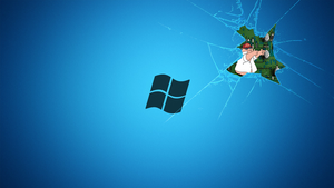 peter griffin wallpaper win7 by Mentoo