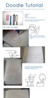 Doodle Tutorial by vicenteteng