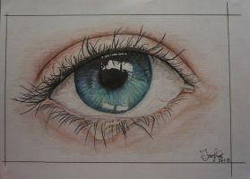 Eye by MarieTaylor
