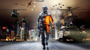 Battlefield 3 Mexican Army by ChekoGB