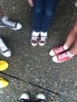 converse creepers :3 by SydeTrakked