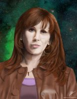 Doctor Who Month #2: Donna Noble by andepoul