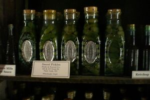 Hundred Year Old Pickles by SilverPhantom