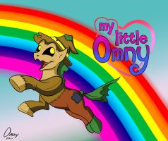 My Little Omny by Omny87