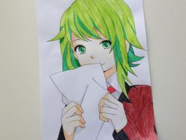 Gumi by DragoRaven