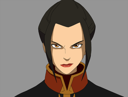 Azula- 1: Stare by Angry-Sun