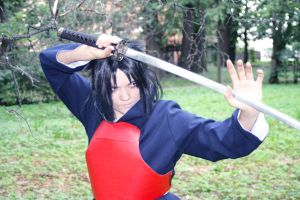 Cosplay Izuna Uchiha 268 by NakagoinKuto