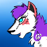 Sketchy Headshot Commission by lolpeaceoutlol