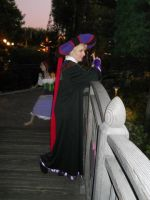 And now deep thoughts with Claude Frollo... by ChristineFrollophile