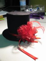 Top Hat by Wyngana