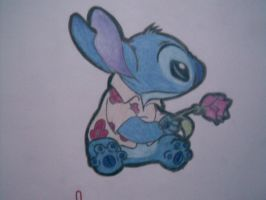 Stitch by HappyEmoRocker