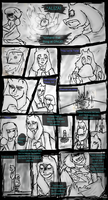 Horrortale - Trust in Toriel I by larituca
