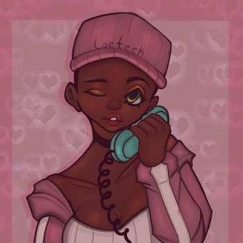 Late V day Call by Locteck