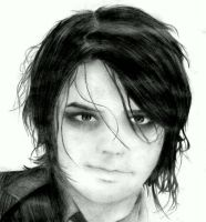 Gerard Way - Finished by Chemical-Hearts