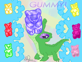 MLPFiM - Gummy Bears by PinkieDash