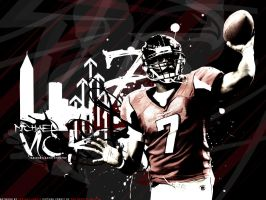 Michael Vick by garrfoster