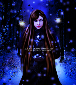 Winter is Colder Without You by MysticSerenity