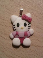 Hello Kitty fimo by bimbalove81