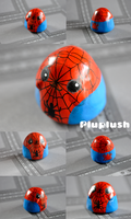 Pluplush Spiderman by Superpluplush