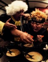 Wanze x Naruto: How's this for ramen?! by SNTP