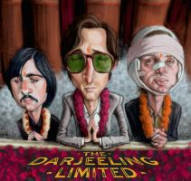 The Darjeeling Limited one by gabrio76