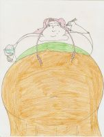 COM Obese Euphemia by Robot001
