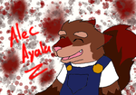 alec ayala by xthehedgehog1997