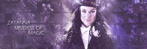 Zatanna by Lex--Luthor