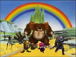 Wizard of Oz League of Legends by GuyinSuit0