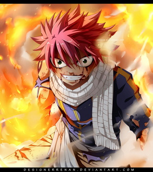 Fairy Tail 158 - Who Destroyed In The End by DesignerRenan