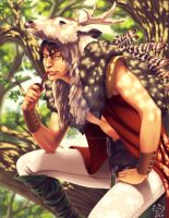 King of the Forest by Electric-Raygun