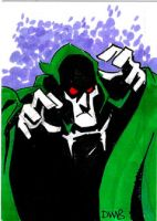 Spectre Sketchcard by thecheckeredman