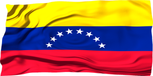 Flags of the World: Venezuela by MrAngryDog