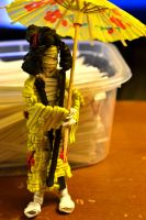 Twist Tie Geisha by justjake54