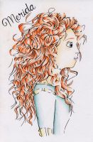 Merida by Hummingbird26