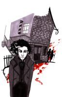 A Close Shave -Sweeney Todd by zirofax