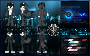 Thenos Reference Sheet by OrionTHedgehog